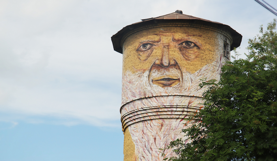 Street Art by Nikita Nomerz - A Collection 5