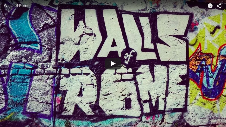 Walls Of Rome - Street Art Documentary