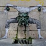 Street Art by Levalet in Paris, France 1 5674