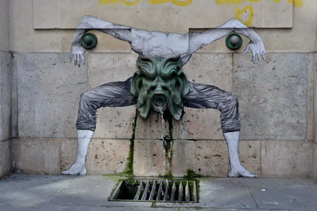 Famous Street Art Utopia » We declare the world as our canvas » Street  DG16