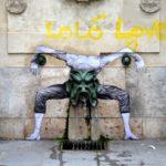 Street Art by Levalet in Paris, France 2 5674