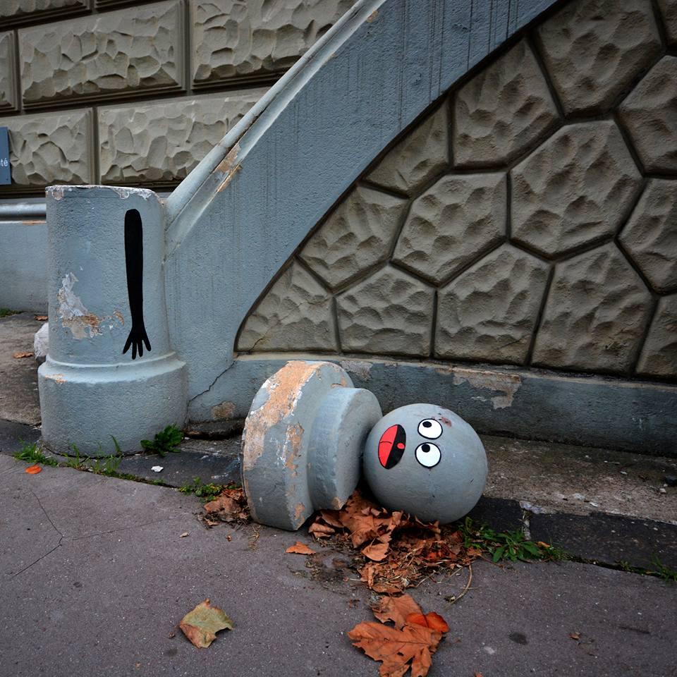 Street Art by Oakoak 2015 4534757