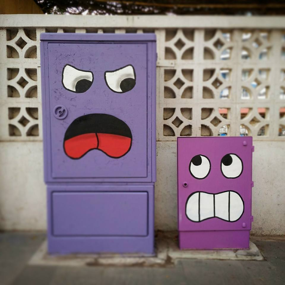 Street Art by Oakoak 2016 864646
