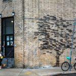 Street Art by Pejac – In Brooklyn, New York, USA 1
