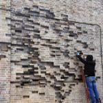 Street Art by Pejac – In Brooklyn, New York, USA 3