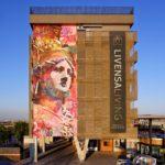 Mural by PichiAvo – In Barcelona, Spain 5