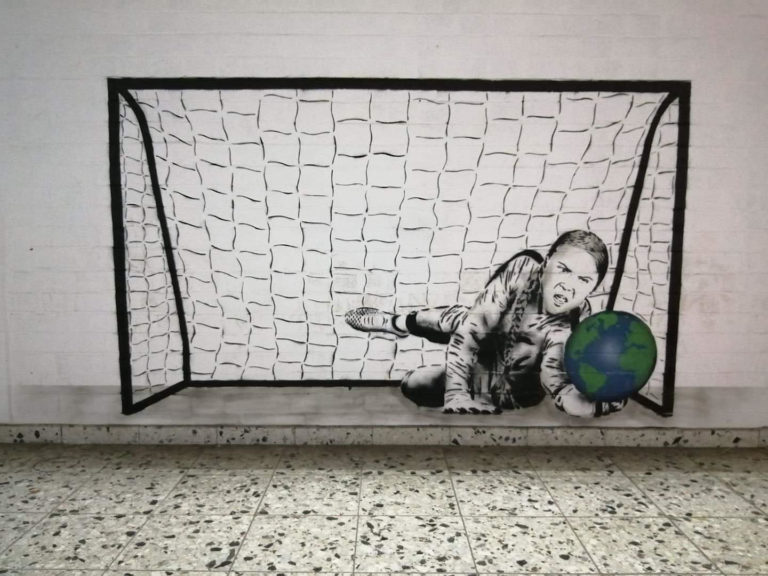 Save the world –  By JPS @ Greta Thunberg