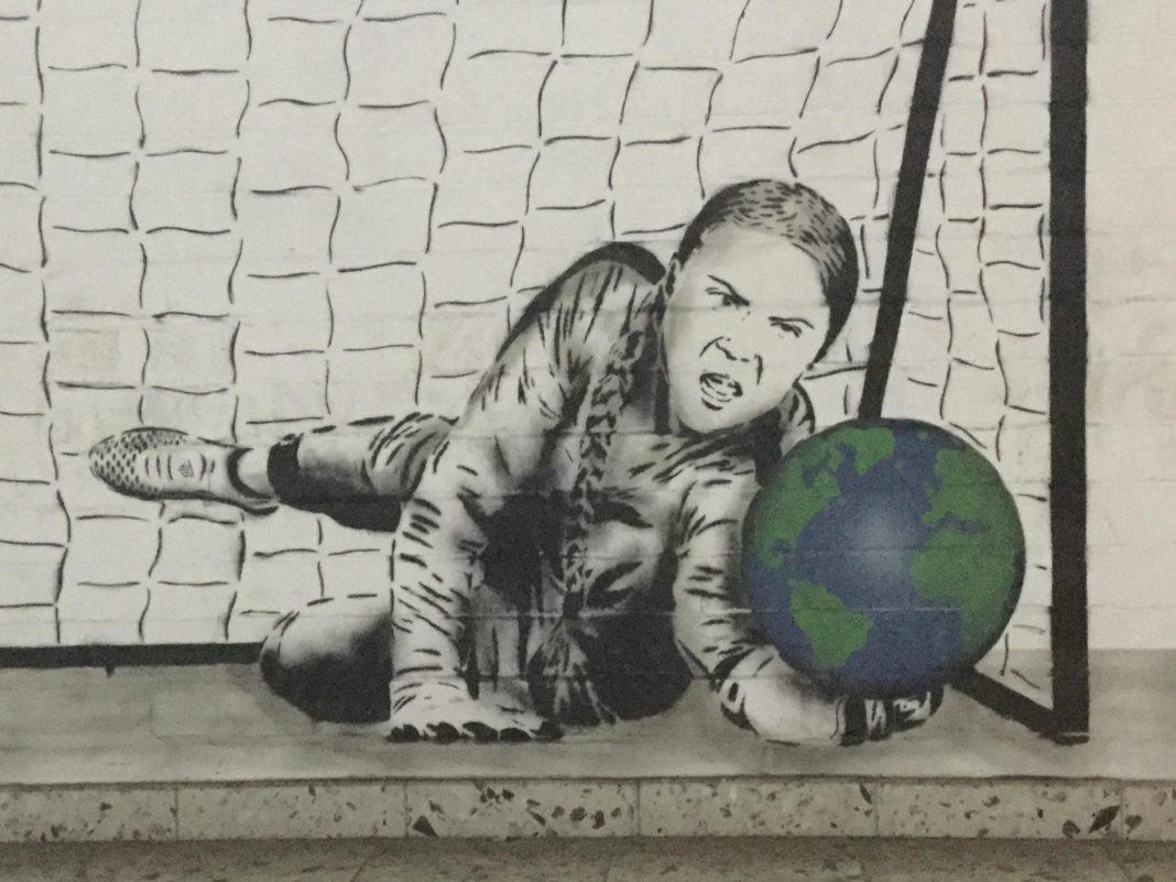 """Save the world"" – JPS take on Greta Thunberg and climate change."