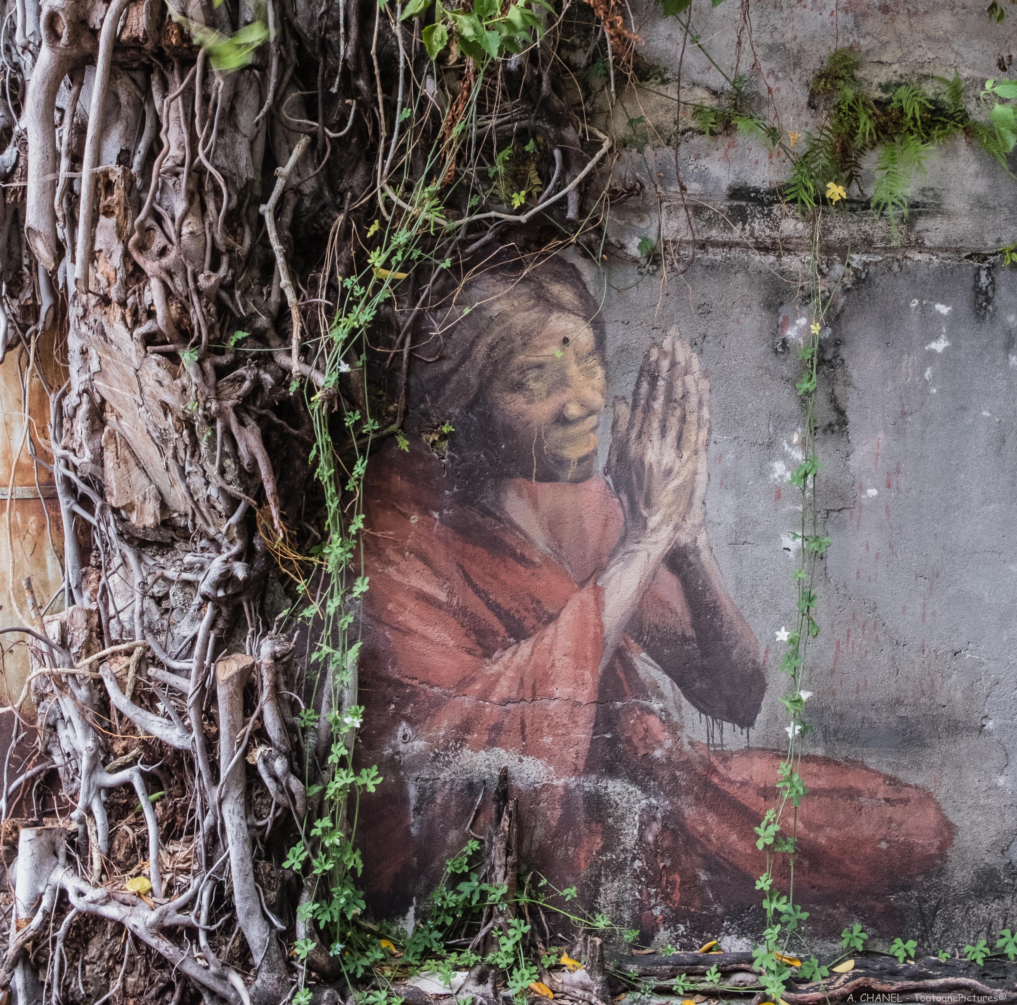 Street Art - George Town