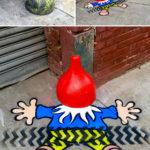 Street-Art-by-street-artist-Tom-Bom-in-Brooklyn-USA