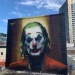 Joker portrait – Street Art by GRAFFITI LIFE in London, England