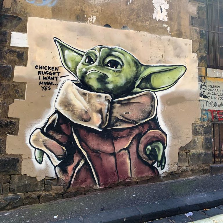 Baby Yoda by Lushsux (4 photos)