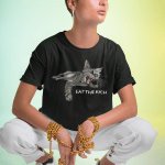 Eat The Rich Short-Sleeve Unisex T-Shirt mockup 1