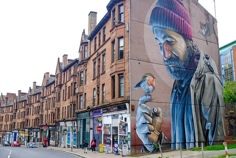 Street Art Murals by SMUG – A Collection 2