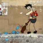 Street-Artist-Toctoc-Do-not-throw-away-your-masks-Harry-Potter-Duduss