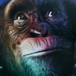 Monkeys-Flying-through-space-street-art-by-Graffiti-Artist-The-Highness-in-Sickla-Stockholm-Sweden-2