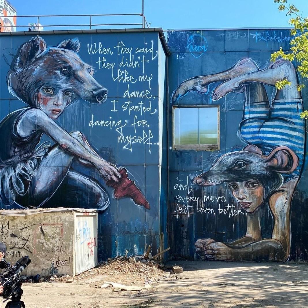 #hera_herakut #heraherakut #hera #herakut #berlinstreetart #streetartberlin #berlingraffiti #graffitiberlin #berlingraff #graffberlin #berlinmurals #berlinmural #muralberlin #muralsberlin #muralsofberlin #streetartgermany #germanystreetart #germanygraffiti #graffitigermany #graffitideutschland #streetartdeutschland #wandmalerei