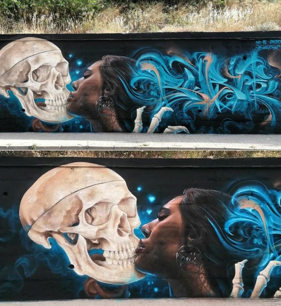 #bad15899 #bublegumsr #Reus #catalunyastreetart #streetartcatalunya #graffiticatalunya #catalunyagraffitis #graffiticatalonia #streetartspain #spainstreetart #spaingraffiti #graffitispain #graffitiespaña #streetartespaña