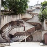 The-golden-legend-Snake-Stairs-by-SFHIR-in-Guarda-Portugal-1